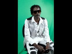 Recording artiste Gully Bop